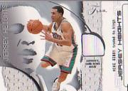 2001-02 Flair Jersey Heights #15 Mike Bibby