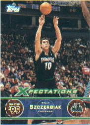 2001-02 Topps Xpectations Promos #P6 Wally Szczerbiak