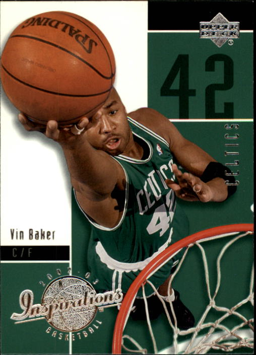 2002-03 Upper Deck Inspirations #7 Vin Baker