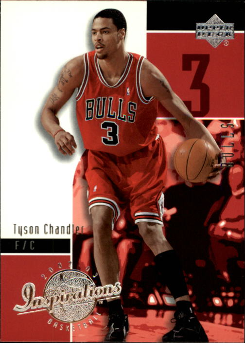 2002-03 Upper Deck Inspirations #9 Tyson Chandler