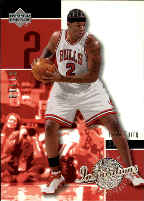 2002-03 Upper Deck Inspirations #10 Eddy Curry