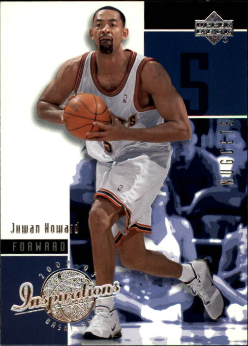 2002-03 Upper Deck Inspirations #19 Juwan Howard