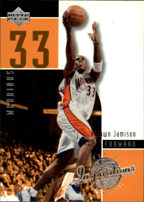 2002-03 Upper Deck Inspirations #23 Antawn Jamison