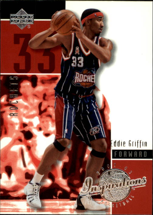 2002-03 Upper Deck Inspirations #27 Eddie Griffin