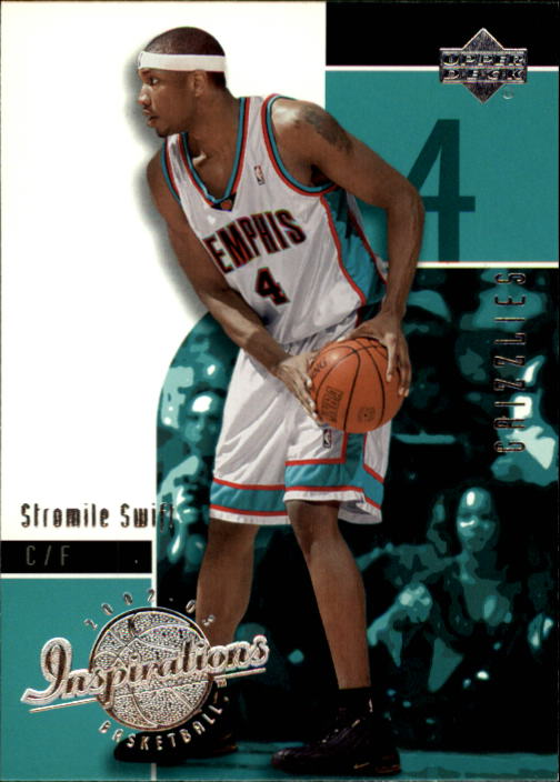 2002-03 Upper Deck Inspirations #41 Stromile Swift