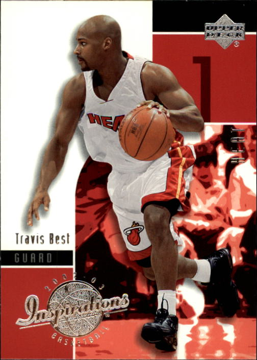 2002-03 Upper Deck Inspirations #44 Travis Best