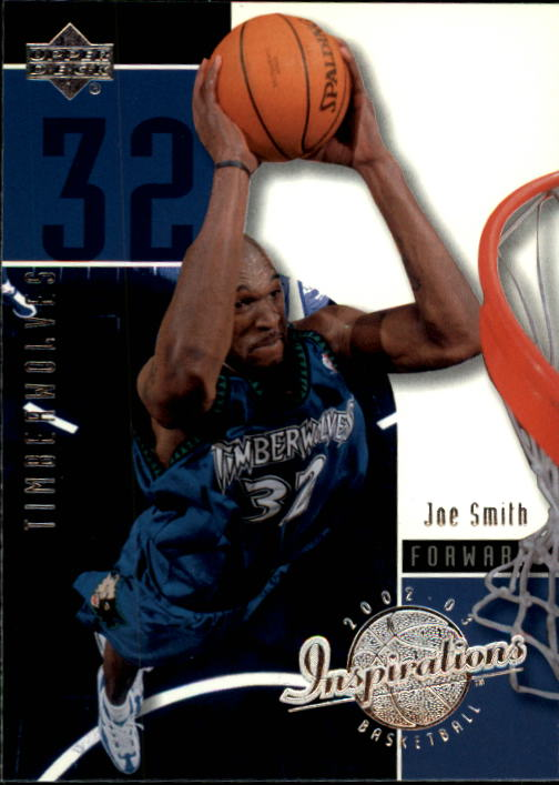 2002-03 Upper Deck Inspirations #50 Joe Smith
