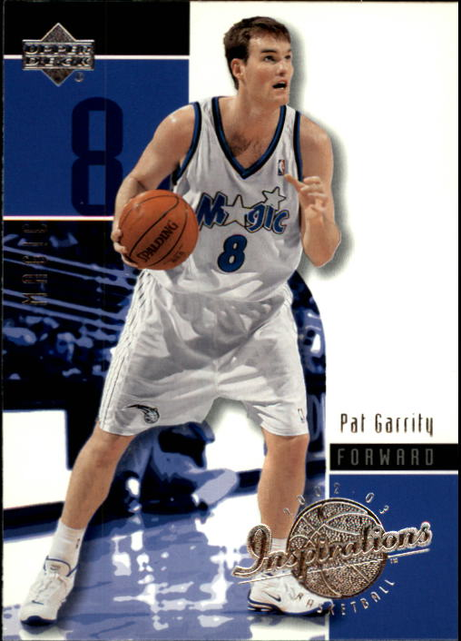 2002-03 Upper Deck Inspirations #62 Pat Garrity