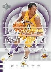 2002-03 Upper Deck Finite #101 Kobe Bryant MF