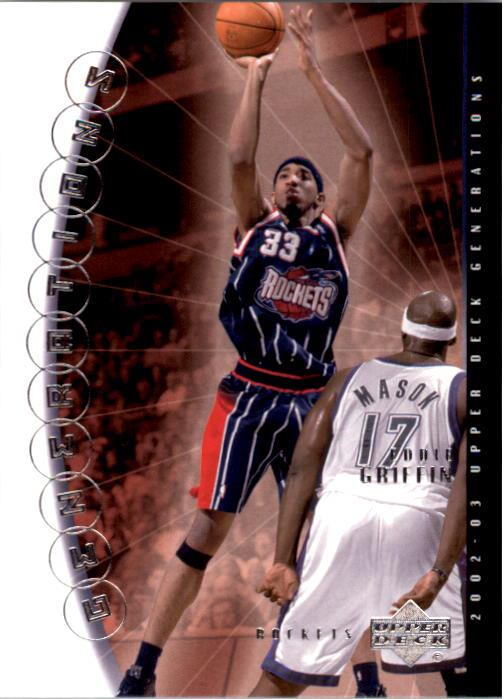2002-03 Upper Deck Generations #15 Eddie Griffin