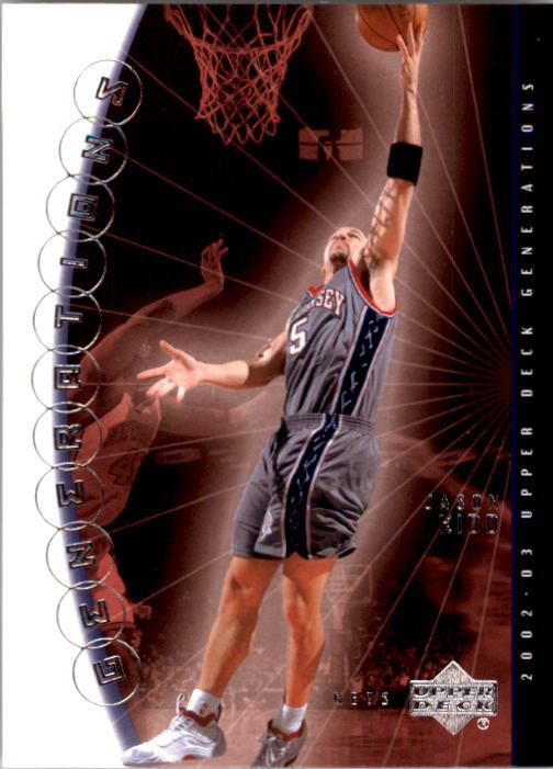 2002-03 Upper Deck Generations #28 Jason Kidd