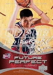 2002-03 Upper Deck Generations #51 Yao Ming RC