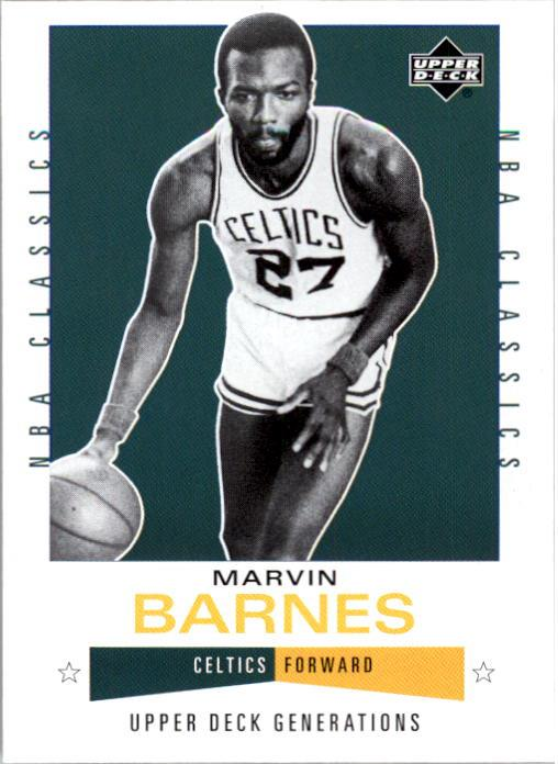 2002-03 Upper Deck Generations #171 Marvin Barnes