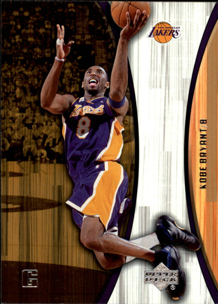 2002-03 Upper Deck Hardcourt #35 Kobe Bryant