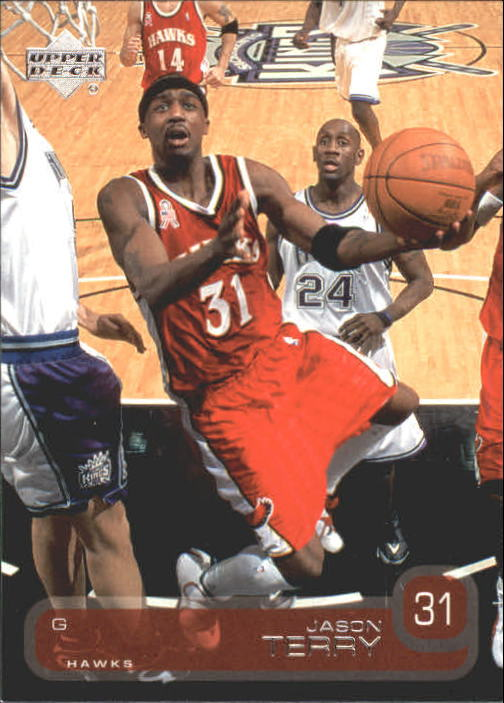 2002-03 Upper Deck #2 Jason Terry