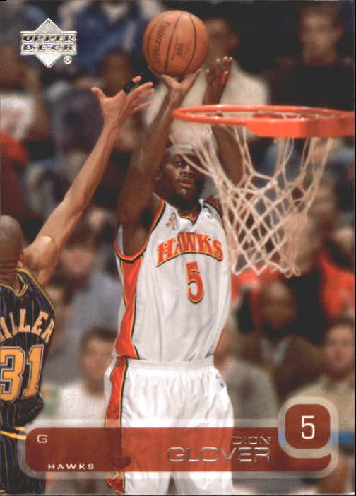 2002-03 Upper Deck #6 Dion Glover