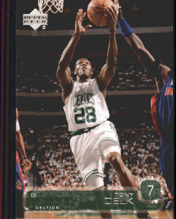 2002-03 Upper Deck #11 Tony Delk