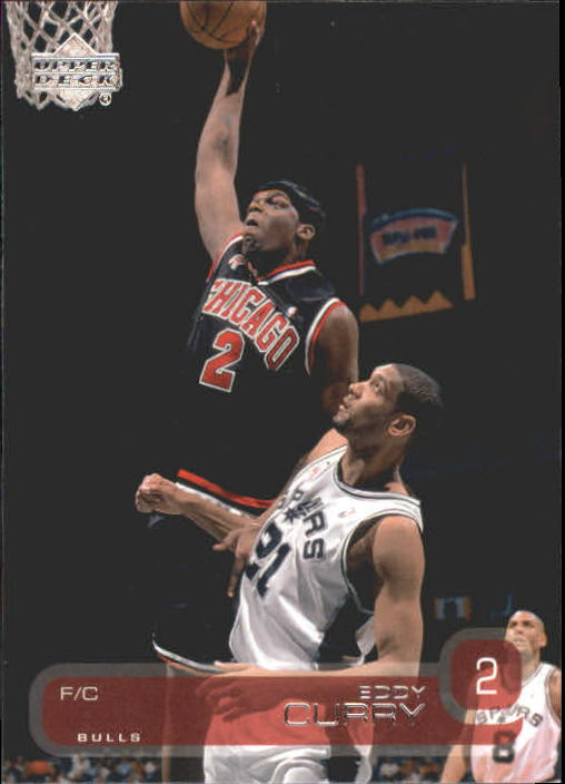 2002-03 Upper Deck #14 Eddy Curry