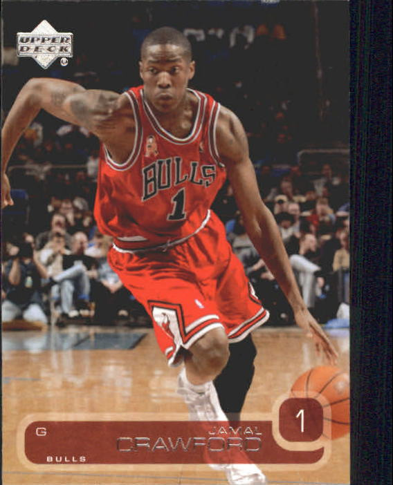2002-03 Upper Deck #16 Jamal Crawford