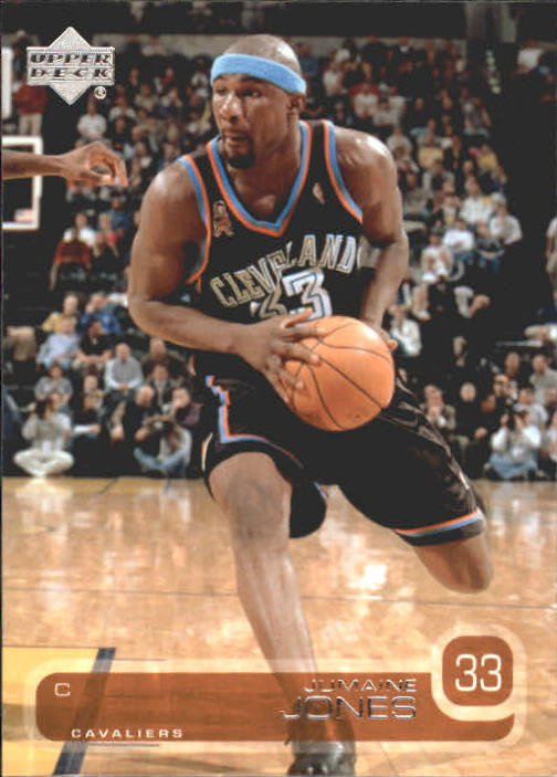 2002-03 Upper Deck #24 Jumaine Jones