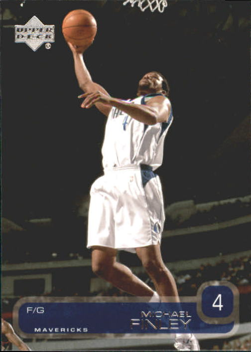 2002-03 Upper Deck #26 Michael Finley