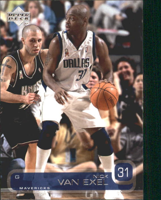 2002-03 Upper Deck #29 Nick Van Exel