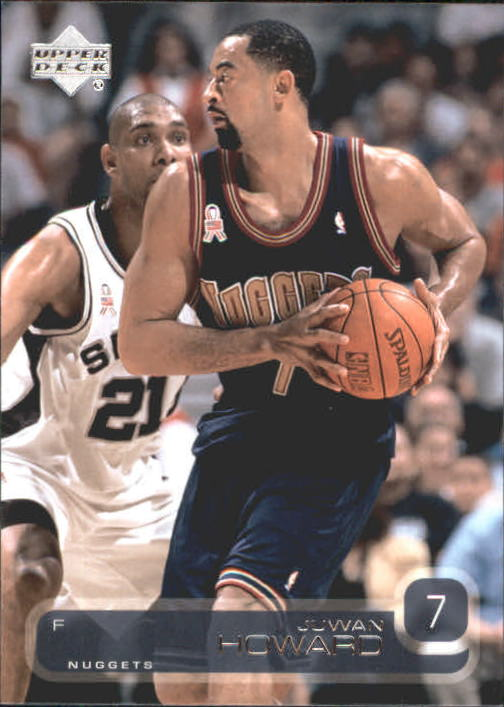 2002-03 Upper Deck #33 Juwan Howard
