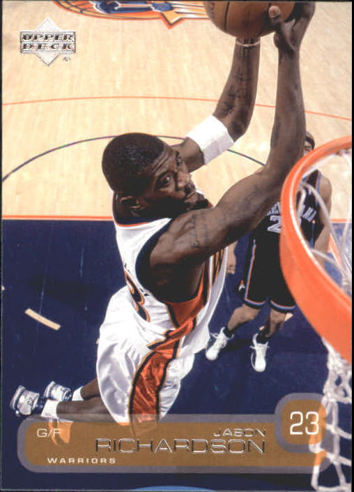 2002-03 Upper Deck #43 Jason Richardson