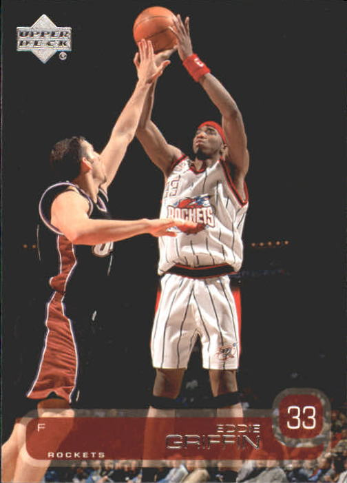 2002-03 Upper Deck #49 Eddie Griffin