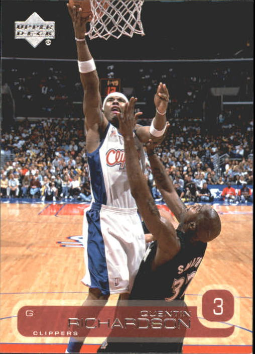 2002-03 Upper Deck #64 Quentin Richardson