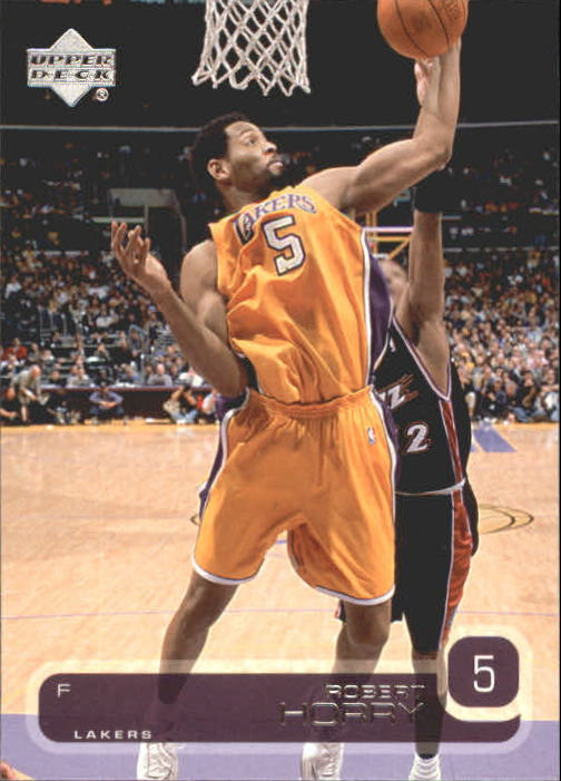 2002-03 Upper Deck #69 Robert Horry