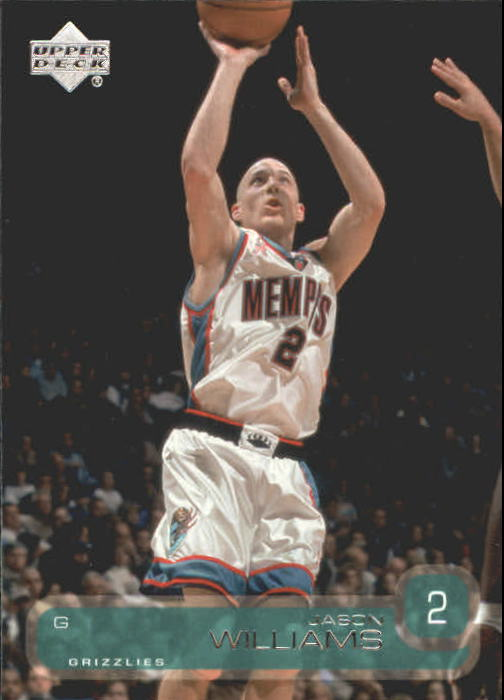 2002-03 Upper Deck #74 Jason Williams