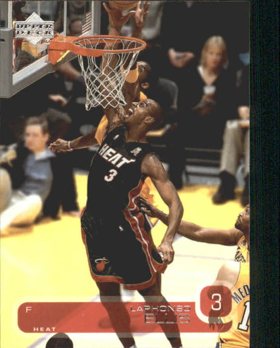 2002-03 Upper Deck #78 LaPhonso Ellis