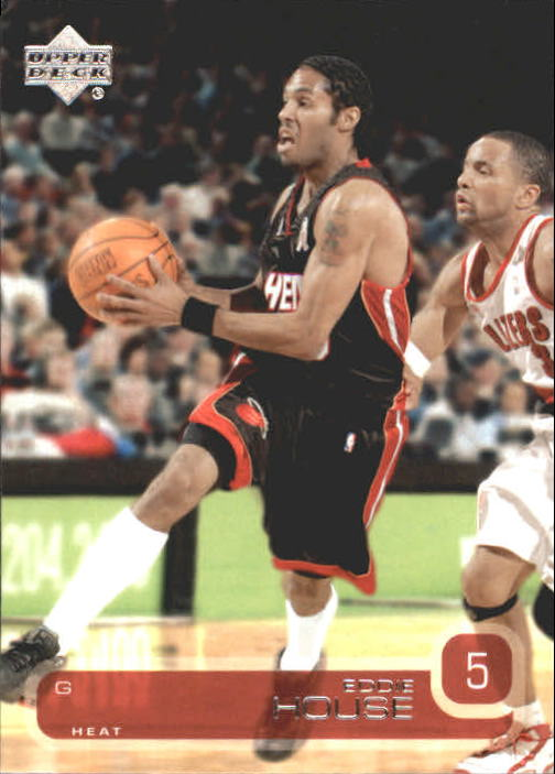 2002-03 Upper Deck #82 Eddie House