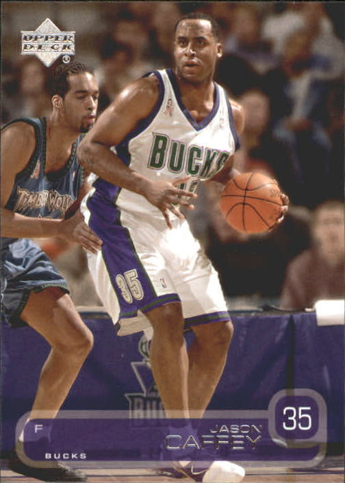2002-03 Upper Deck #88 Jason Caffey
