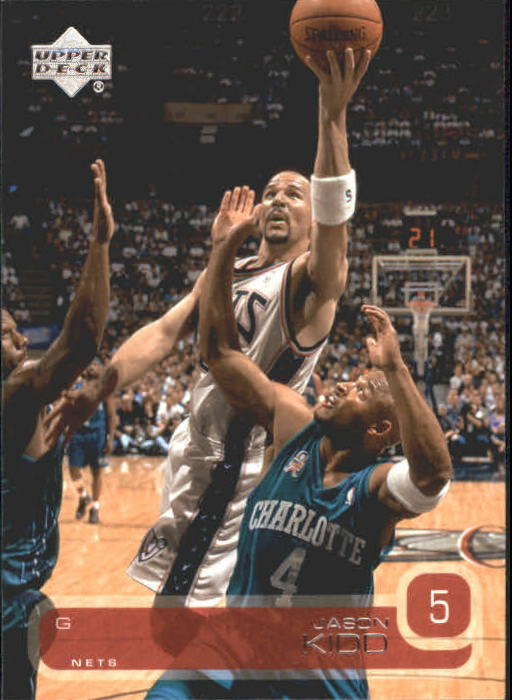 2002-03 Upper Deck #98 Jason Kidd