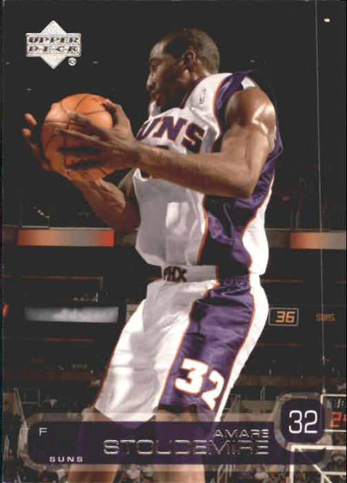 2002-03 Upper Deck #343 Amare Stoudemire