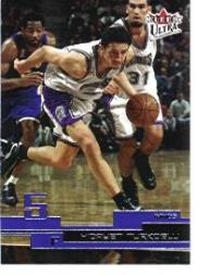 2002-03 Ultra #17 Hedo Turkoglu
