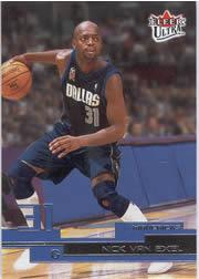 2002-03 Ultra #20 Nick Van Exel