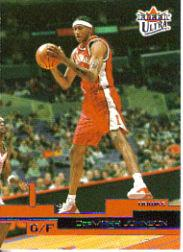 2002-03 Ultra #39 DerMarr Johnson