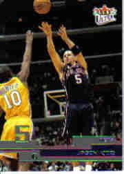 2002-03 Ultra #50 Jason Kidd