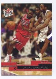 2002-03 Ultra #52 Jamal Crawford