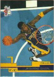 2002-03 Ultra #61 Jermaine O'Neal