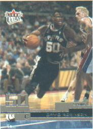 2002-03 Ultra #64 David Robinson