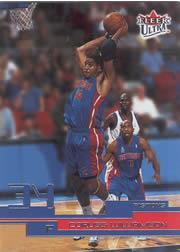 2002-03 Ultra #65 Corliss Williamson