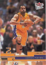 2002-03 Ultra #67 Derek Fisher