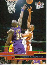 2002-03 Ultra #75 Alonzo Mourning