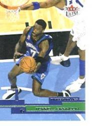 2002-03 Ultra #81 Terrell Brandon