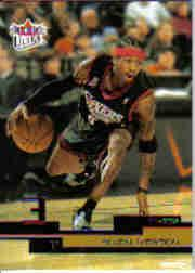 2002-03 Ultra #82 Allen Iverson