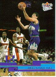 2002-03 Ultra #92 John Stockton